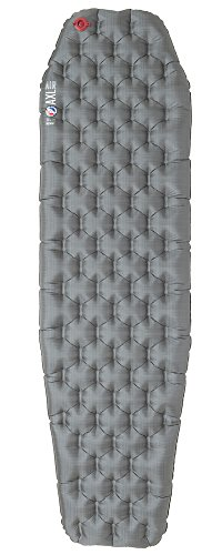 Big Agnes AXL Air Ultralight Sleeping Pad, Gray, 20x72 Mummy