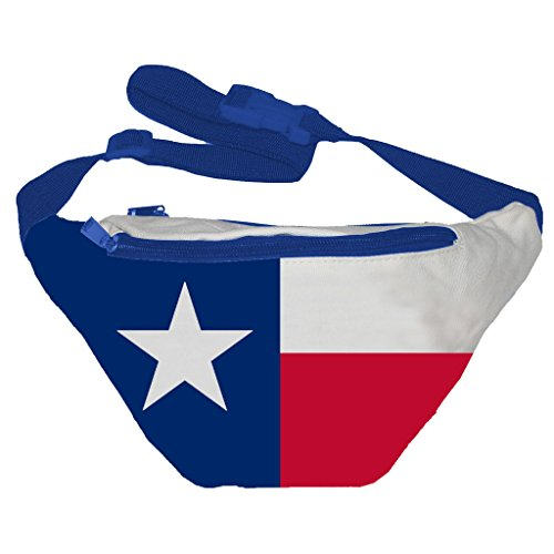 [Funny Guy Mugs Texas Flag Fanny Pack] (Easy Halloween Costume Ideas For Guys)