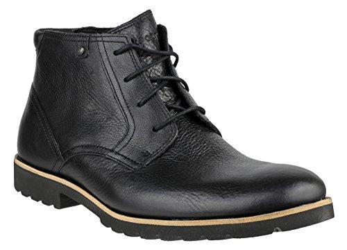 Rockport Hombre Moda Calzado V75311 Botas Colina Negro UK 15.5 EU 51,5