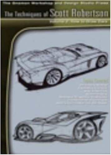 how to draw cars the techniques of scott robertson no 2 scott