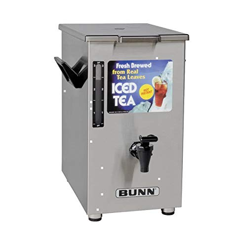 (Bunn 03250.0003 TD4 4 Gal Square Iced Tea Dispenser )
