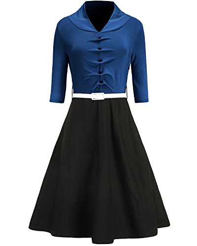 40s style dresses amazon - 5