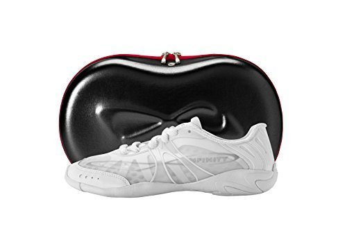 Nfinity Vengeance Cheer Shoe (Pair), White, 7.5 by Nfinity