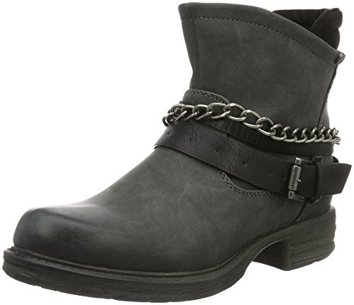 Jane Klain Stiefelette, Women's Warm-Lined Short-Shaft Boots and Bootees Grey (210 Graphite)