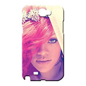 samsung note 2 case New Style fashion mobile phone carrying shells rihanna loud