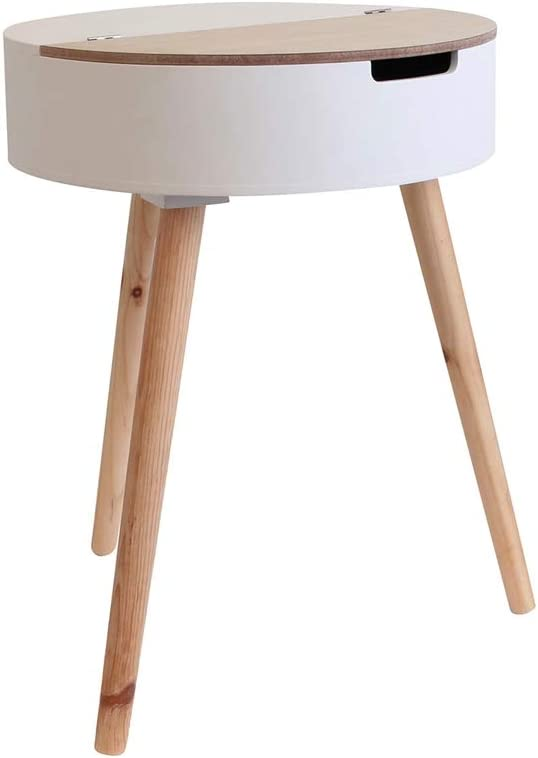 One Size Beige//Wei/ß Home Deco Factory Tabelle