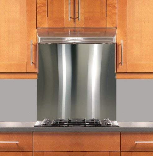 Stainless Steel Backsplash 30