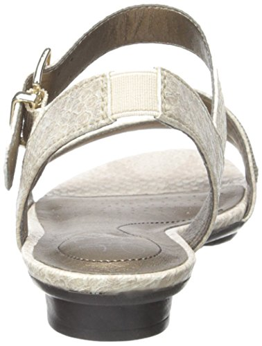 Lifestride Kvinders Fortrylle Flad Sandal Champagne Sk6AkBr
