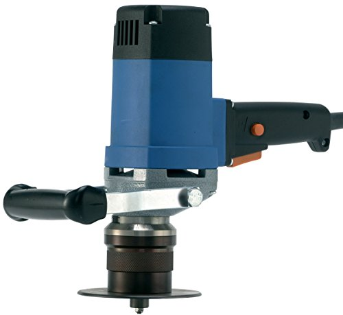 CS Unitec EKF 300.3 Portable Hand-Held Beveling Machine for 30 Degree Weld Seams and Chamfer from 0-1/4