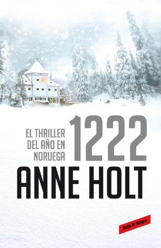 1222 (Hanne Wilhelmsen 8) (Spanish Edition)