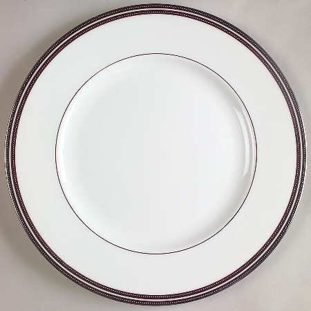 Lenox Union Street Dinner Plate, Fine China Dinnerware