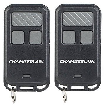 Great Features Of Chamberlain 956EV 3-button Garage Keychain Remote Control,  2 Pack