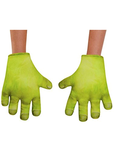 Disguise Shrek Hands Soft Accessory Costume -