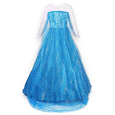 Ecparty Princess Costumes Dress for Your Little Girls Dress up: Clothing