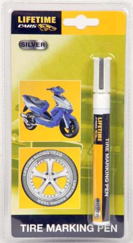 Lifetime Cars 871125250495  Marker for Tyres