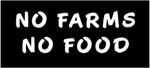 white-8-x-275-no-farms-no-food-farmers-vinyl-die-cut-decal-bumper-sticker-windows-cars-trucks-laptop