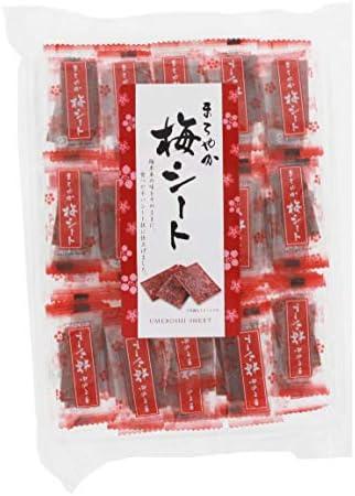 まろやか 梅シート 大(140g)(個包装)/ほしうめ 梅菓子//