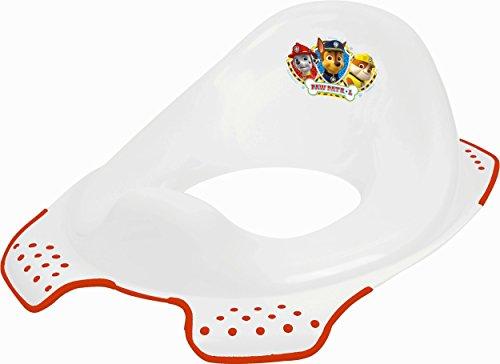 Nickelodeon Paw Patrol Solution EU 49519 Toilet Training Seat with Non Slip...