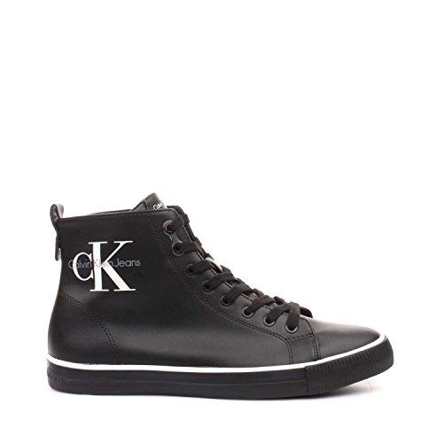 Sneaker uomo Calvin Klein Jeans modello Arthur S0368 Nero