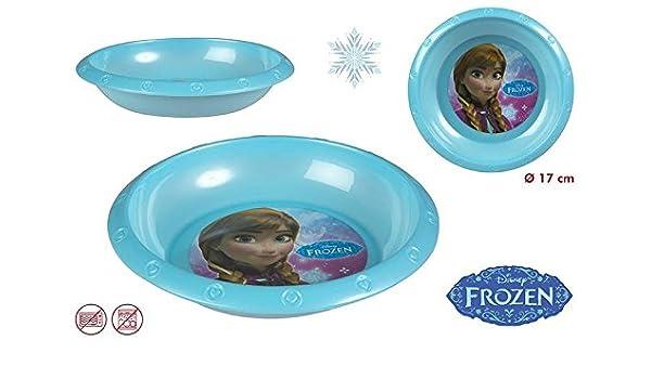 DISOK - Cuenco PVC Frozen - Regalos Frozen, Frocen ...