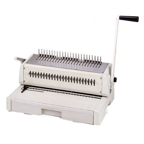 Tamerica Durabind TCC242 19-Ring Plastic Comb Binding Machine from ABC Office by Tamerica