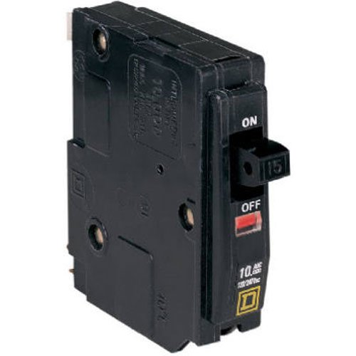 SQUARE D BY SCHNEIDER ELECTRIC QO115C SP Circuit Breaker, 15 Amp