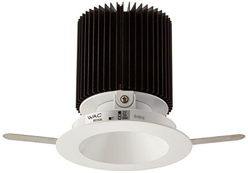 WAC Lighting HR-3LED-T118F-27WT Tesla - LED 3-Inch Open Round Trim, 50-Degree Beam Angle, Warm Light 2700K