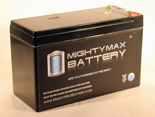 12V 7.2AH SLA Battery Replaces Mighty Mule Triton I Gate Opener - Mighty Max Battery brand product