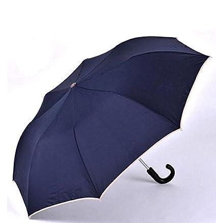 Paraguas Par de par Dos par de par de par de par de par de par de par de Paraguas de un par de Paraguas Paraguas de Negocios sombrilla (Color : D): ...