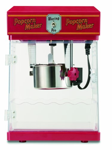 warning popcorn popper - 1