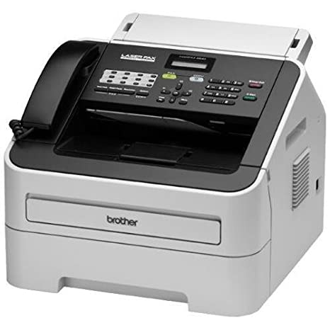 Amazon.com: Brother FAX-2840 Mono Laser – Brother Intellifax ...