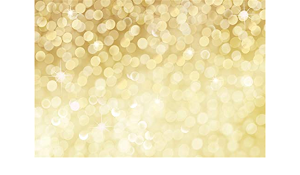 10x6.5ft Dreamlike Shiny Bokeh Golden Haloes Backdrop Polyester Wedding Photo Booth Background New Year Birthday Party Banner Decoration Child Kids Baby Adult Portrait Shoot Studio Props