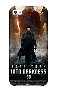 First-class YY-ONE For Iphone 5c Dual Protection Cover Star Trek Into Darkness