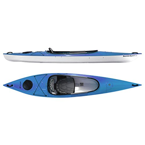 Hurricane Santee 116 Sport Kayak 2018 - Blue by Hurricane Aqua Sports
