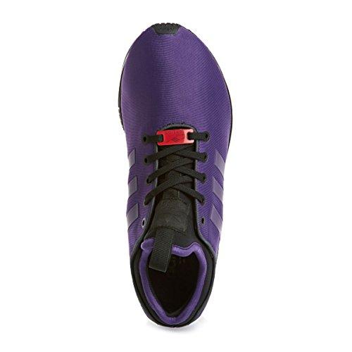 adidas Originals ZX Flux Tech NPS Schuhe Sneaker Turnschuhe Violett B34131 Violett (Lila/Schwarz)