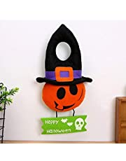 Halloween Witch Doll Pendants Plush Toy Doll Gift For Halloween Decoration Diy Party Decor Supplies House Bar Party Door Pendant