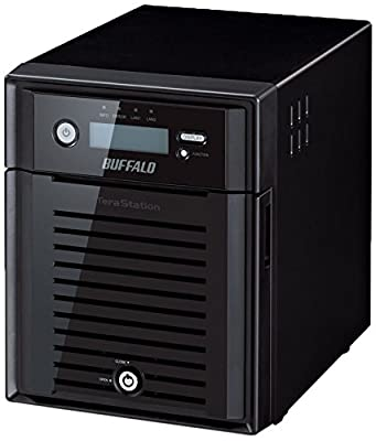 Buffalo LinkStation 210 2 TB NAS Personal Cloud Storage and Media Server by BUFC7
