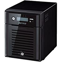 Buffalo TeraStation 5400 12 TB 4-Drive Desktop NAS for Small/Medium Business SMB (TS5400DN1204)
