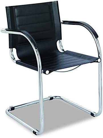 Safco Products Flaunt Leather Guest Chair