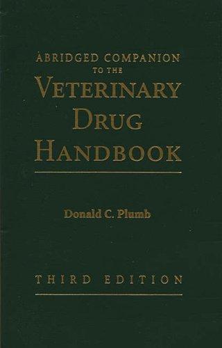 Veterinary Drug Handbook, 3rd Edition