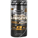 MuscleTech Essential Series 100% L-Arginine - 100 Count
