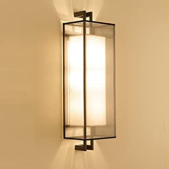 Wall Lamp The Bedroom Bedside Lamp Wall Lamp In The Living Room Of Modern Minimalist Hotel Bedroom Study Hall 18Cm 60 ×, Give You The Best Choice ...