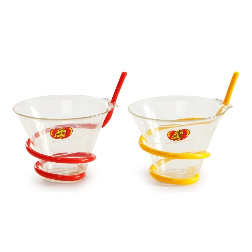 West Bend JB15639 Jelly Belly Swirl Cups, Set of 2 (Discontinued by Manufacturer) by West Bend