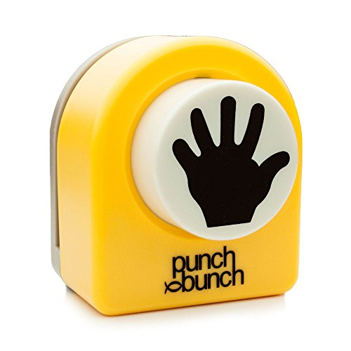Punch Bunch Large Punch, Hand -