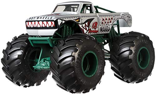 Hot Wheels V8 Bomber Monster Truck, 1:24 ()