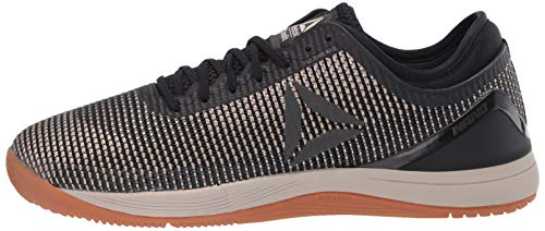 Reebok Men's CROSSFIT Nano 8.0 Flexweave Cross Trainer, Parchment/Sand Beige/Black Rubber Gum, 6.5 M US by Reebok (Image #5)
