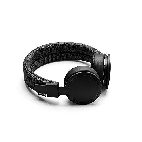 Urbanears Plattan Headphones Black 4091044