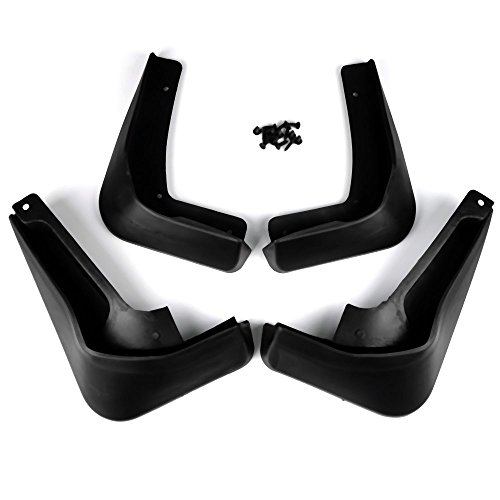 SclMotor Mud Flaps Splash Guards Fender Mudguards For Ford Focus MK3 Hatchback 2012 2013 2014 2015 2016 Ford Focus Mud Flaps
