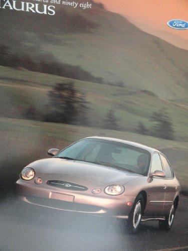 - 1998 Ford Taurus Sales Brochure