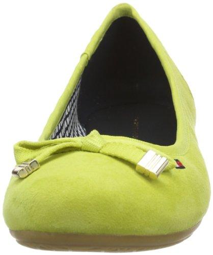 Tommy Lemon 35b Camilla Fermées Giallo Gelb Hilfiger Femme Tonic 740 Chaussures Jaune 7wzxwq